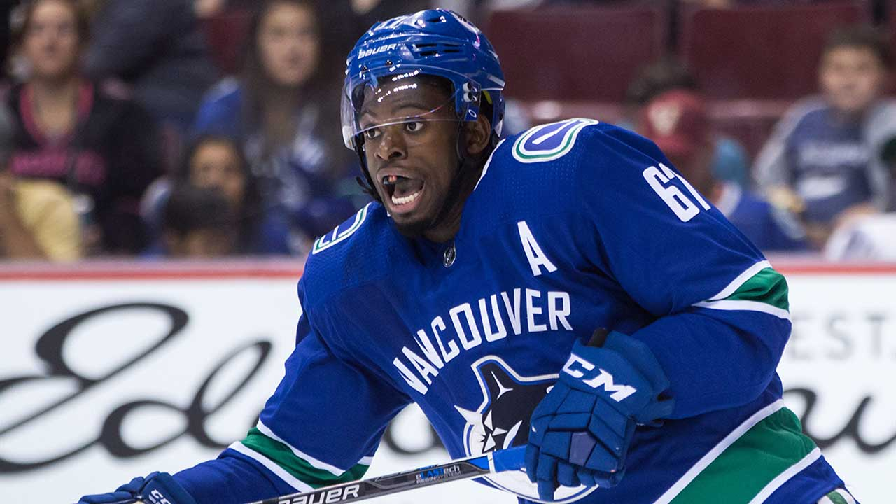 Canucks assign Jordan Subban, six others to AHL camp