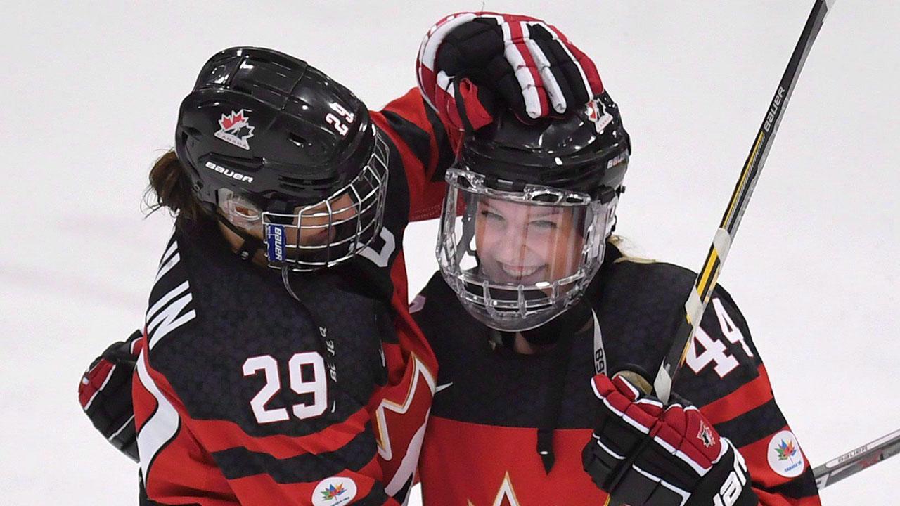IIHF releases Olympic men's and women's hockey schedules