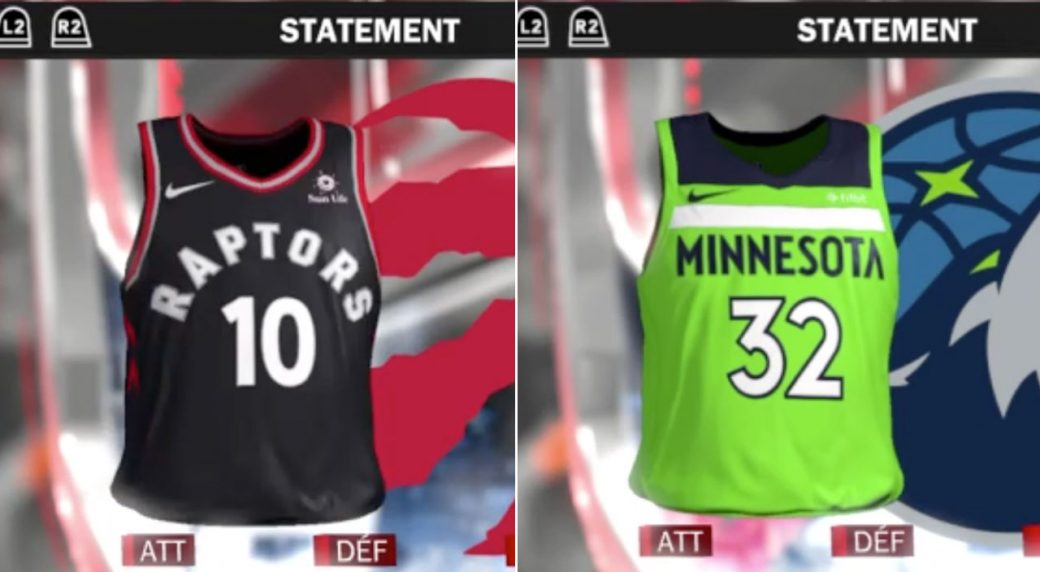 Gotta See It  Alternate jerseys leaked for all 30 NBA teams ... ea3b1bf7f