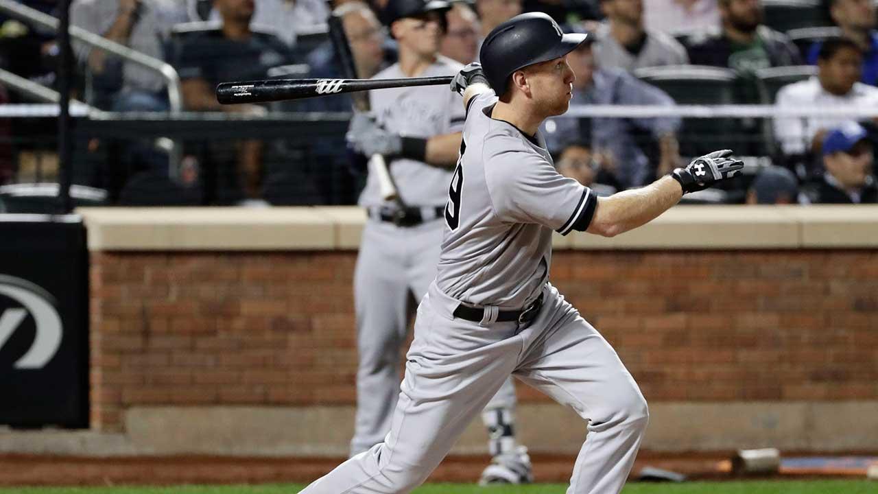 Yankees top Rays in series opener at Citi Field