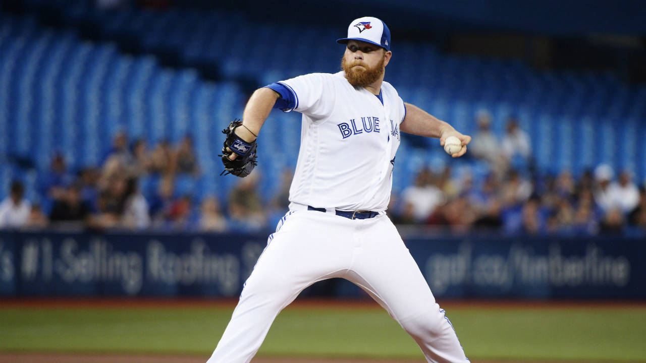 Latest loss a reminder that Blue Jays' pitching search not over yet