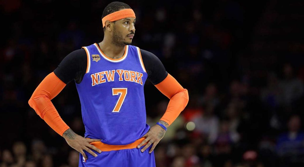 074ca3d33 Source  Knicks agree to trade Carmelo Anthony to Thunder - Sportsnet.ca