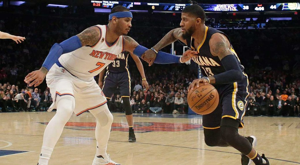 Carmelo Anthony says that a deal was done with the Houston Rockets
