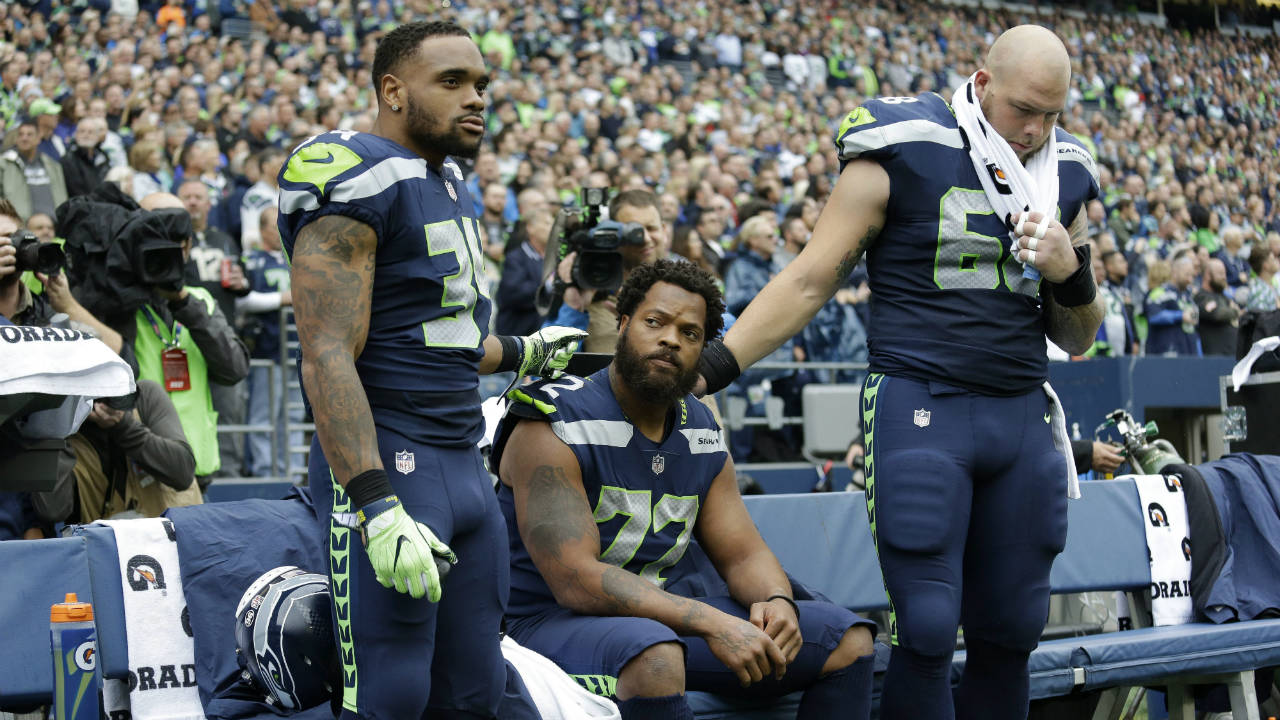 Report: NFL players ask league to support campaign