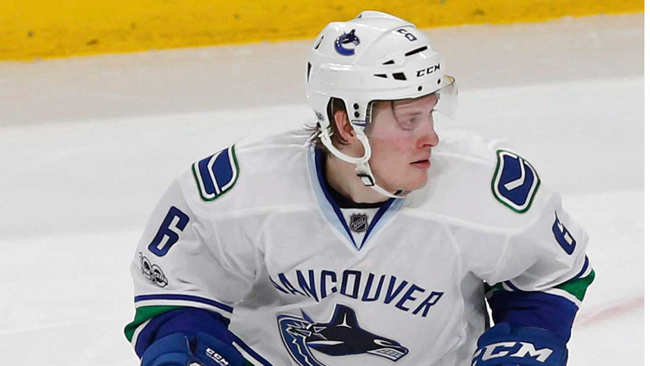 Canucks' Brock Boeser making most of opportunity with 'second team'