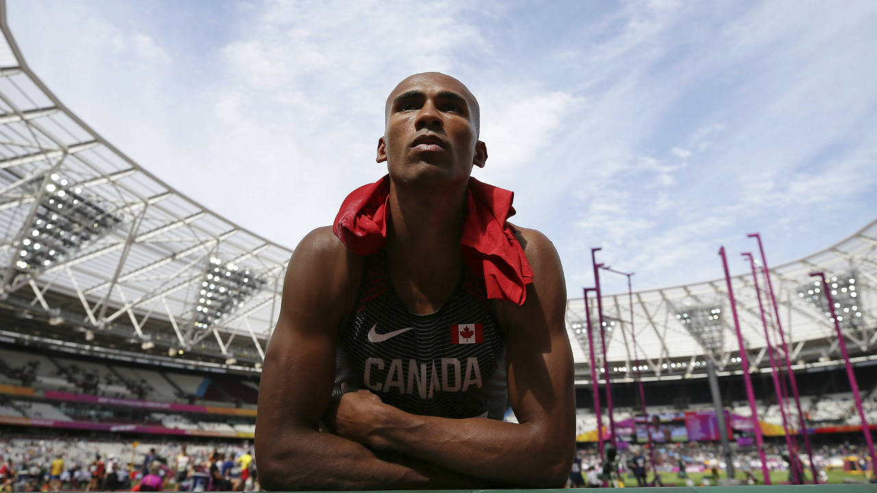 Canadian Damian Warner claims gold medal in season-ending Decastar