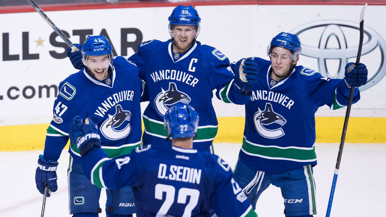 Listen live throughout B.C. to the Vancouver Canucks on Sportsnet 650