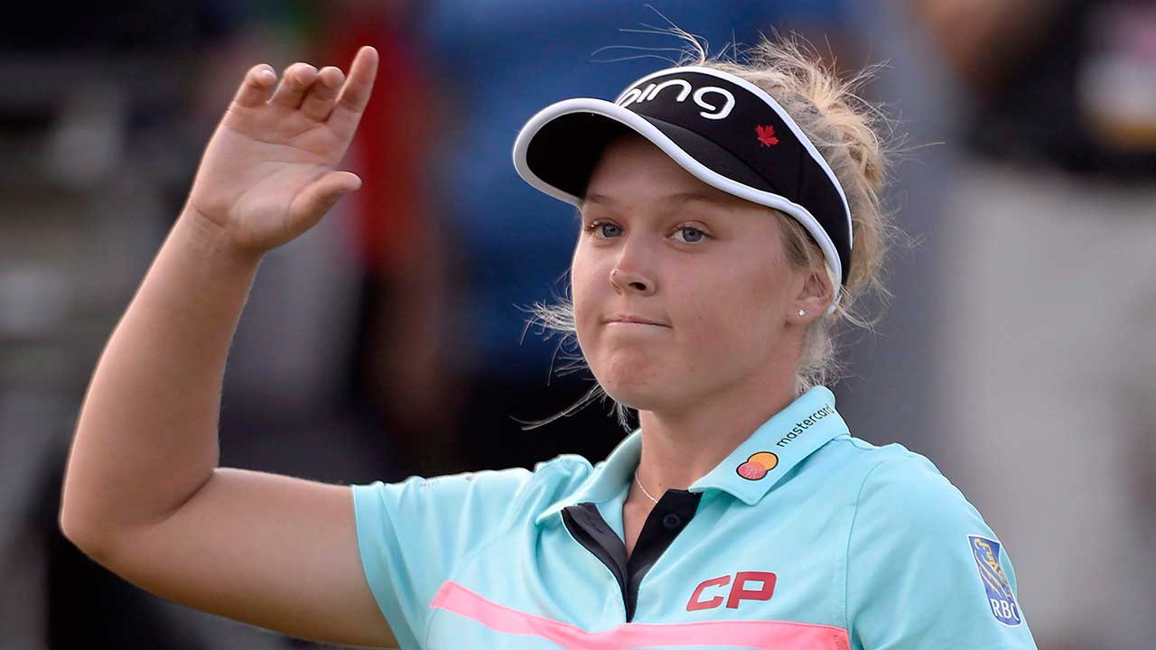 Brooke Henderson looking to add to resume at Evian Championship