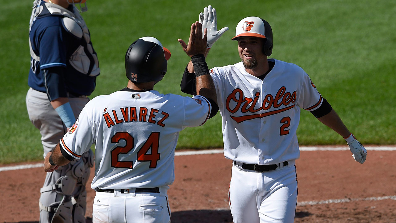 Hardy's crowd-pleasing HR lifts Orioles past Rays