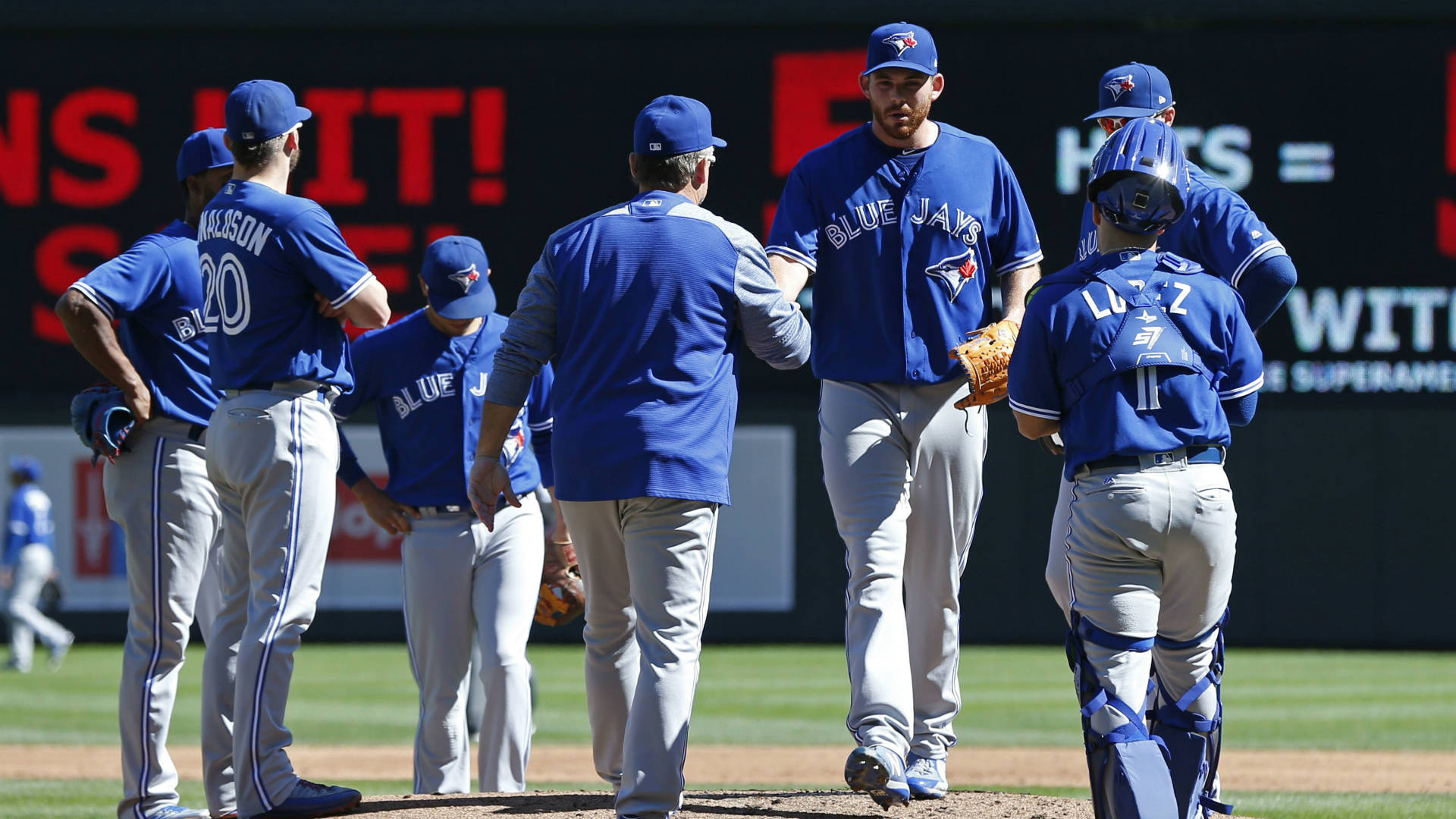 Blue Jays Takeaways: Pitching staff rocked in ugly loss