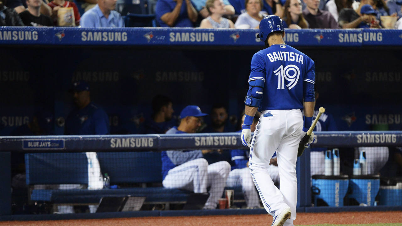 Blue Jays muster just two hits in shutout loss to Royals