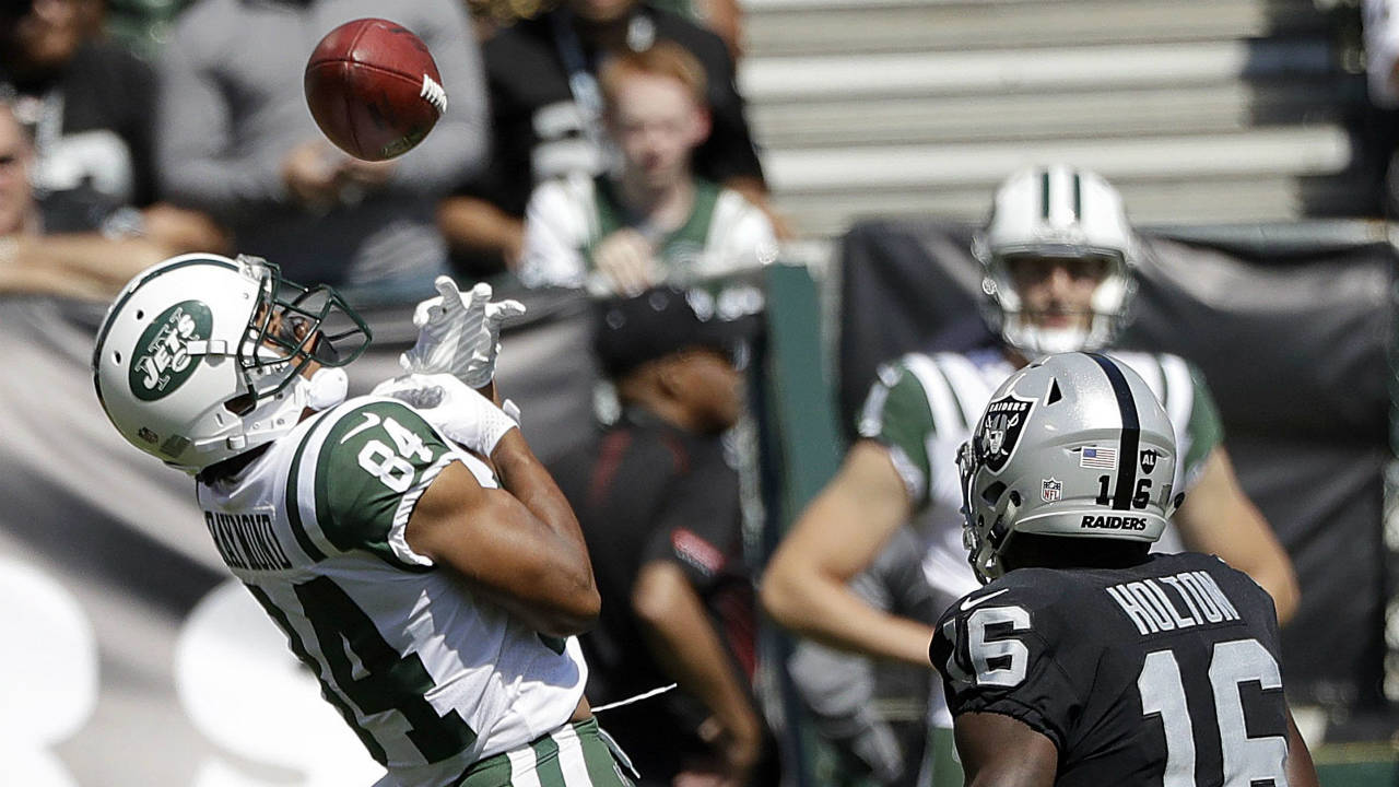 Jets waive Raymond, who had costly fumbled punt at Oakland