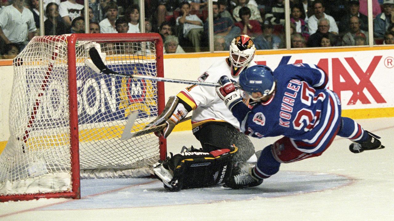 Former Canucks goalie Kirk McLean grateful for added time in minors