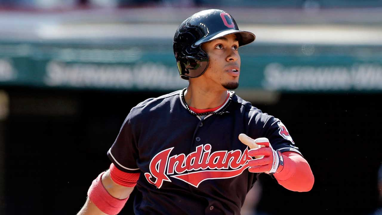 Lindor goes deep again as Indians thump Mariners