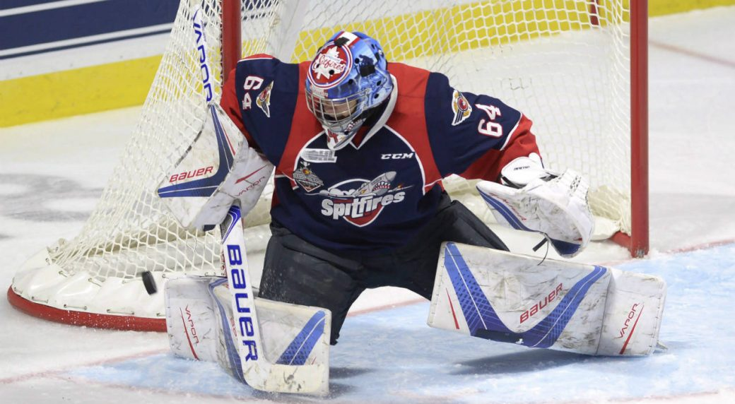 OHL: Spitfires Trade Michael DiPietro To 67's In OHL Blockbuster