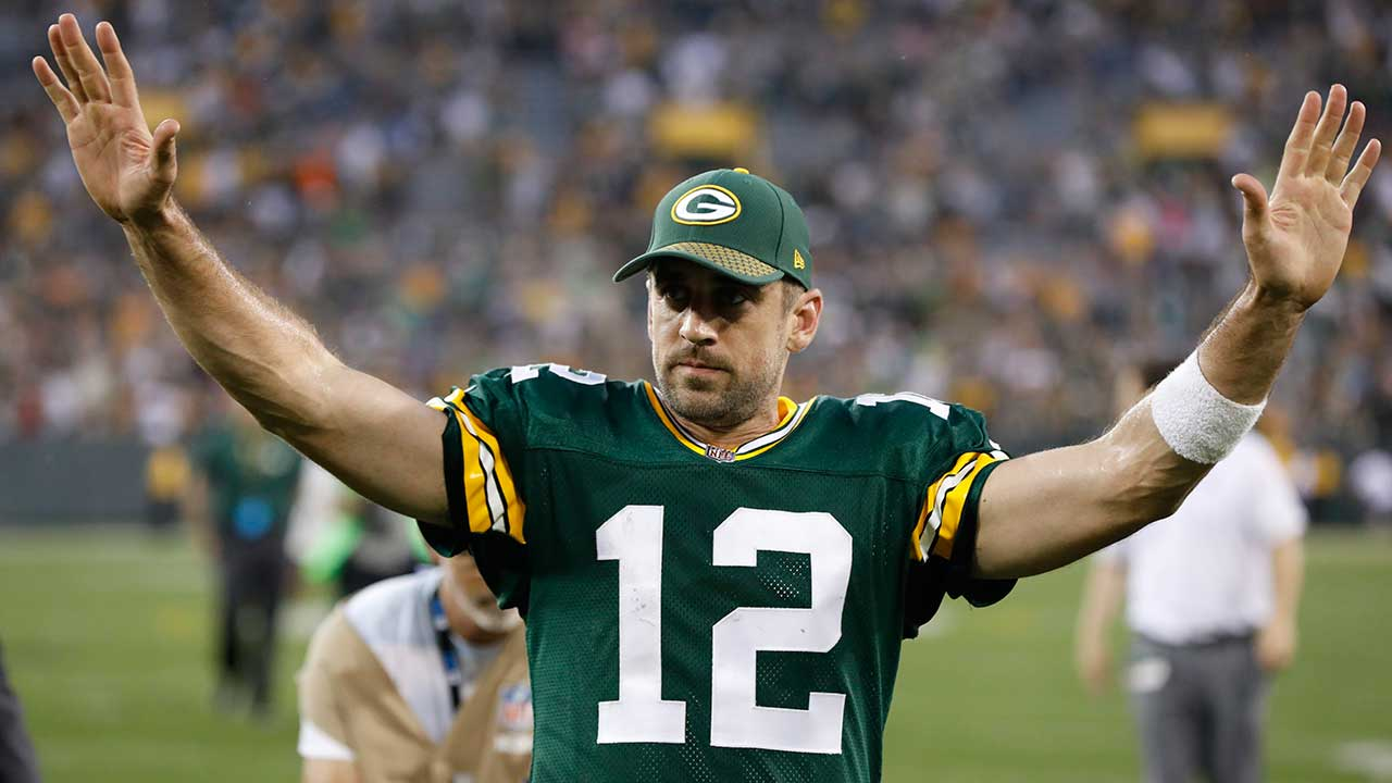 Rodgers burns Bengals deep as Packers win in overtime