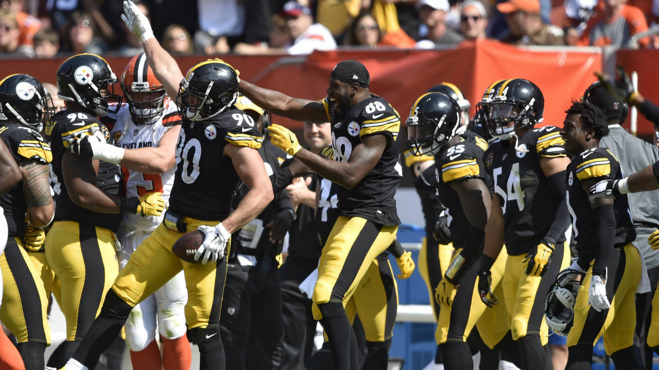 Steelers, Patriots both strong favourites on NFL Week 2 odds board
