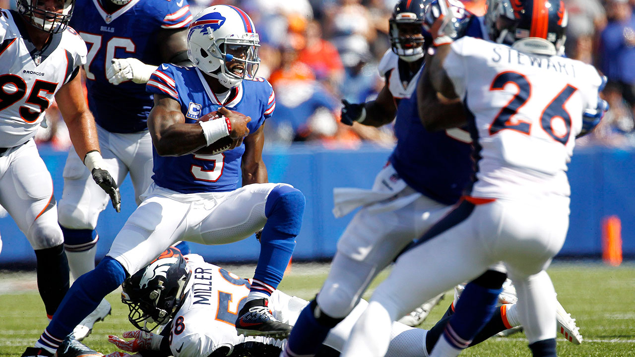 Buffalo Bills intercept Siemian twice late, stymie Broncos