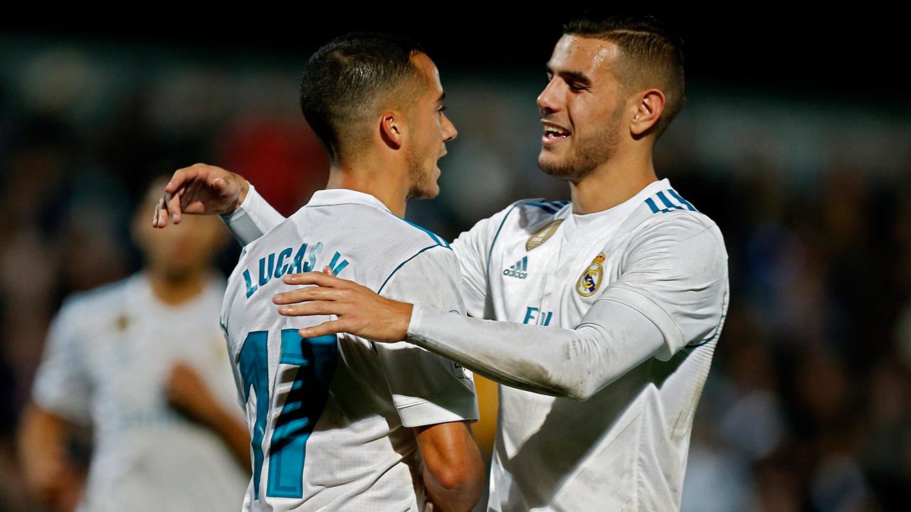 Real Madrid beats 3rd-tier Fuenlabrada with 2 penalties