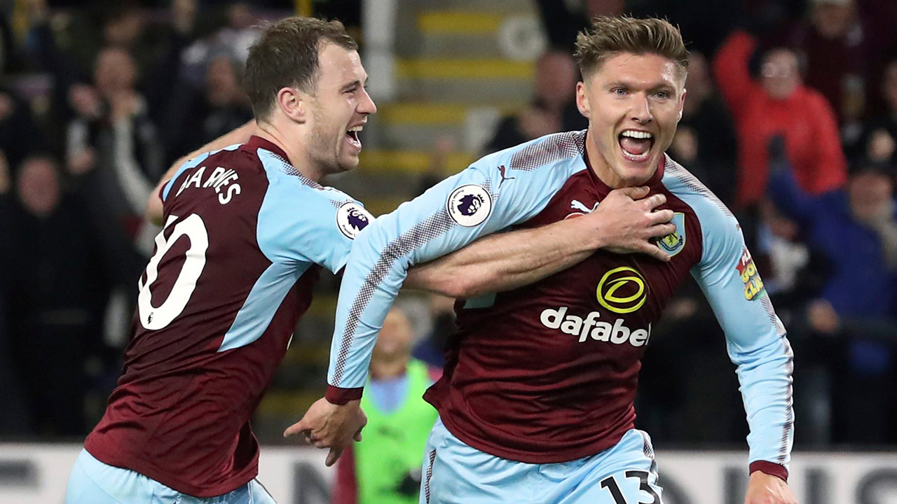 Dyche celebrates 5 years at Burnley with win vs. Newcastle