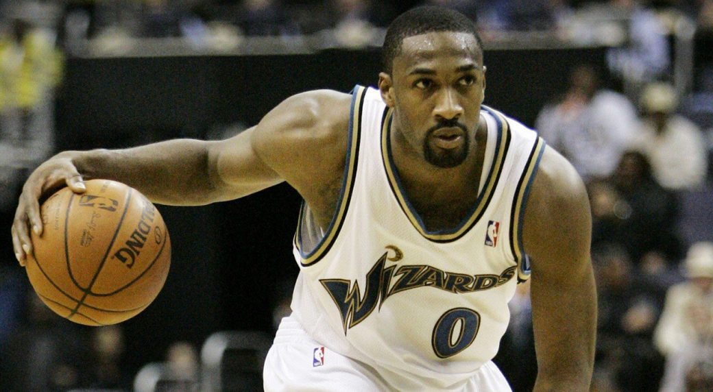 Gilbert Arenas talks new show, gun charge, issues with ...