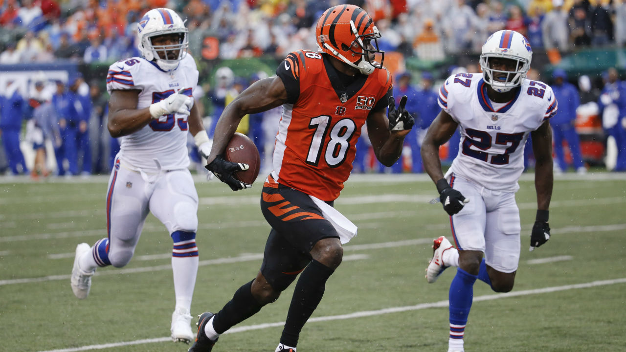 A J  Green faces fine, no suspension from Bengals' implosion