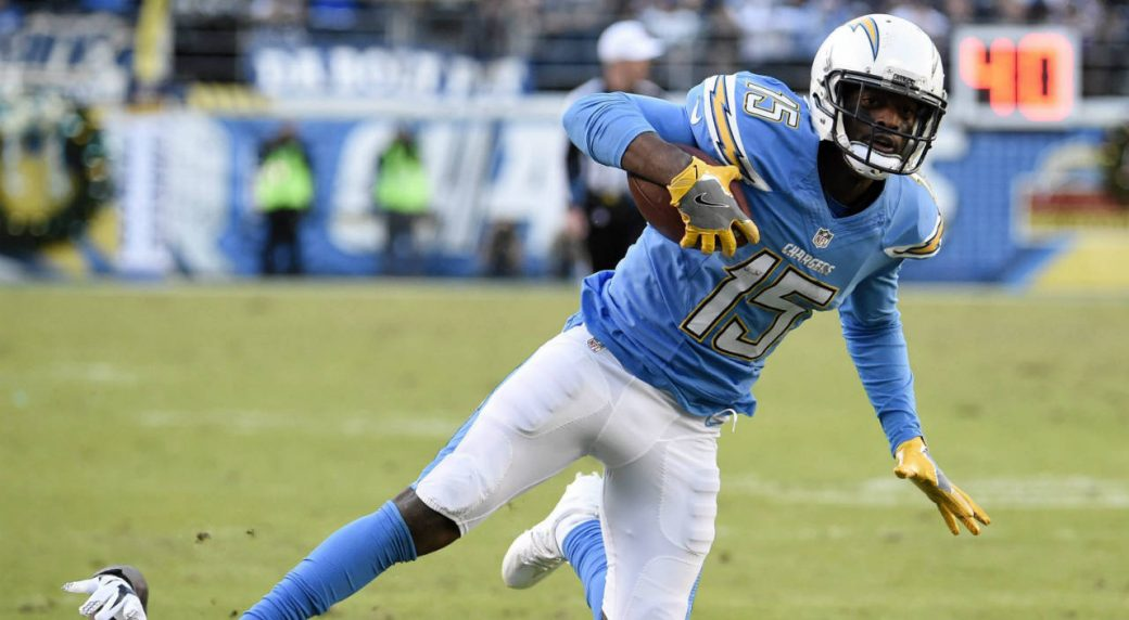 Chargers Send Wide Receiver Inman To Bears Sportsnet Ca