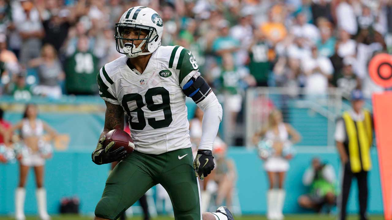 Jets waive wide receiver Marshall, sign cornerback Coleman