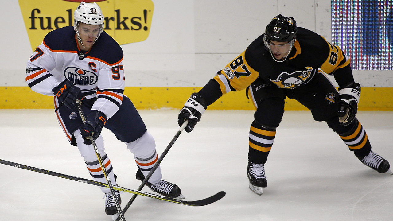 Sidney Crosby picks Oilers' Connor McDavid as NHL's best player