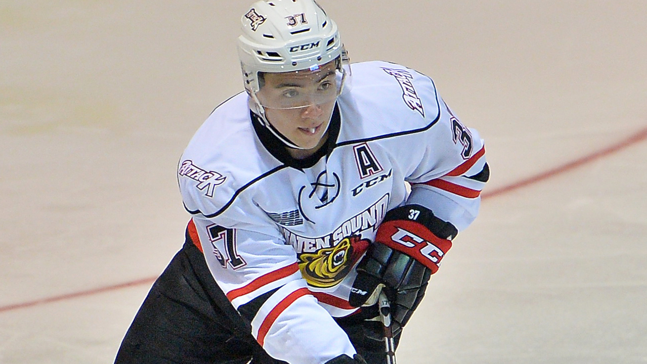 Prospect of Interest  Nick Suzuki adds exciting talent to Canadiens ... e6cb7677b