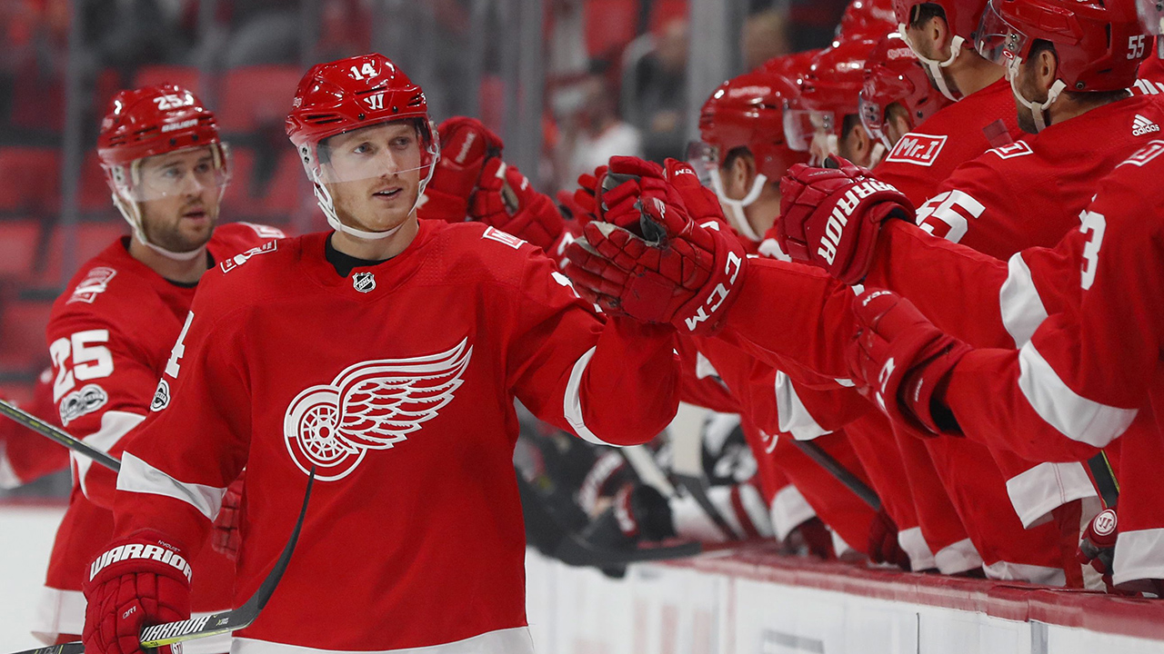 Adding to The Arsenal. Sharks Grab Nyquist From Red Wings