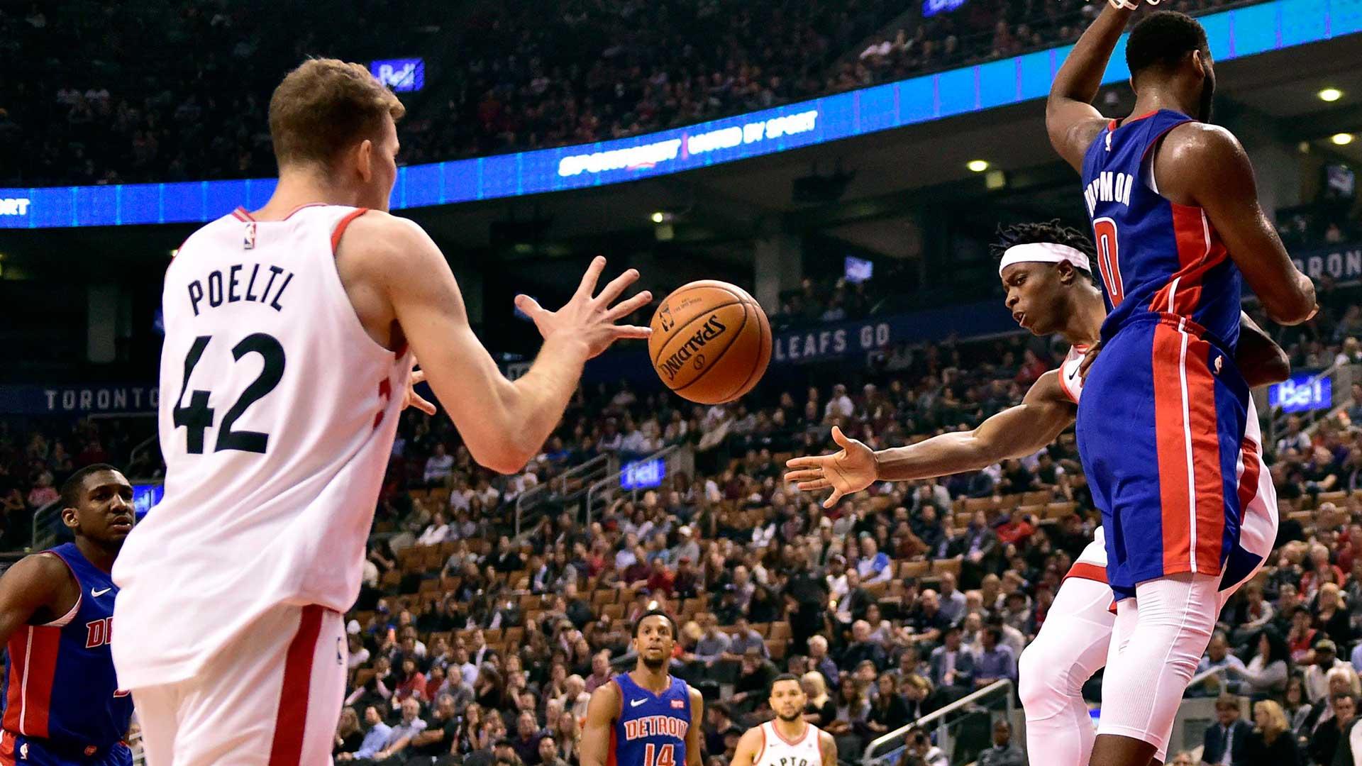 7deb5bfce32 Raptors pre-season notes: Rookie OG Anunoby impresses in NBA debut ...