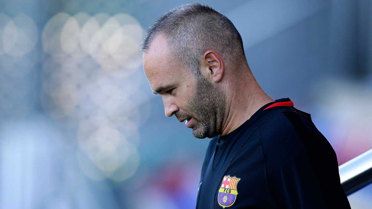 Andres Iniesta to likely quit Spain after World Cup