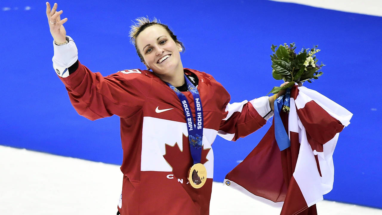 Q&A: Marie-Philip Poulin on U.S. rivalry, comparisons to Crosby, equality