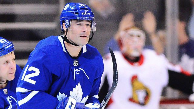Maple Leafs' Patrick Marleau preparing for biggest change ...