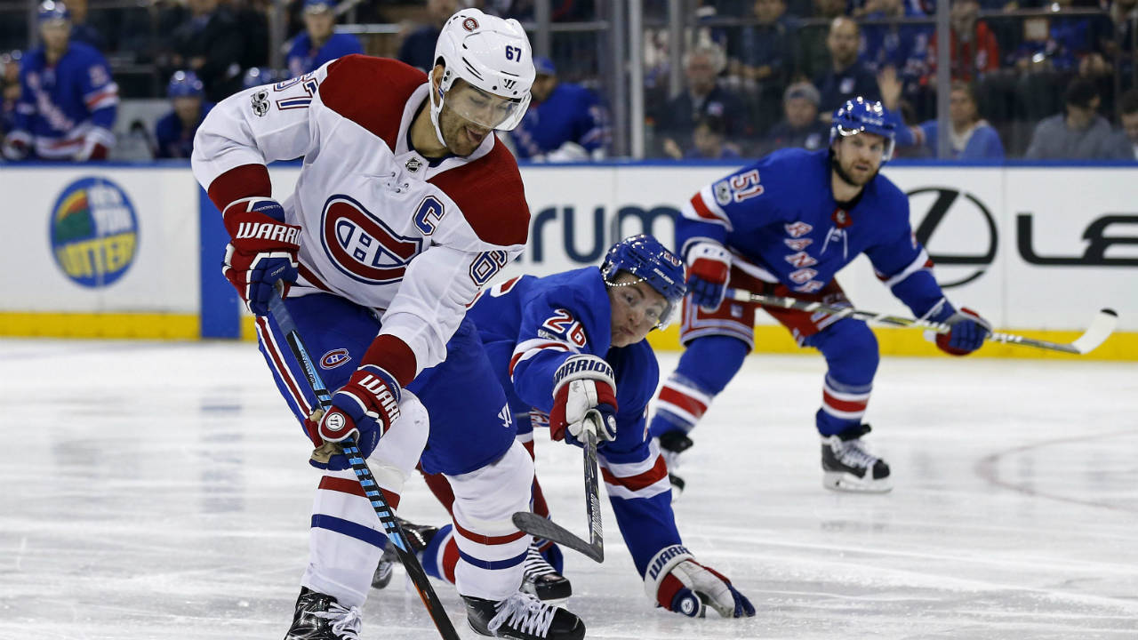 Price For Pacioretty Remains High Ahead Of Trade Deadline