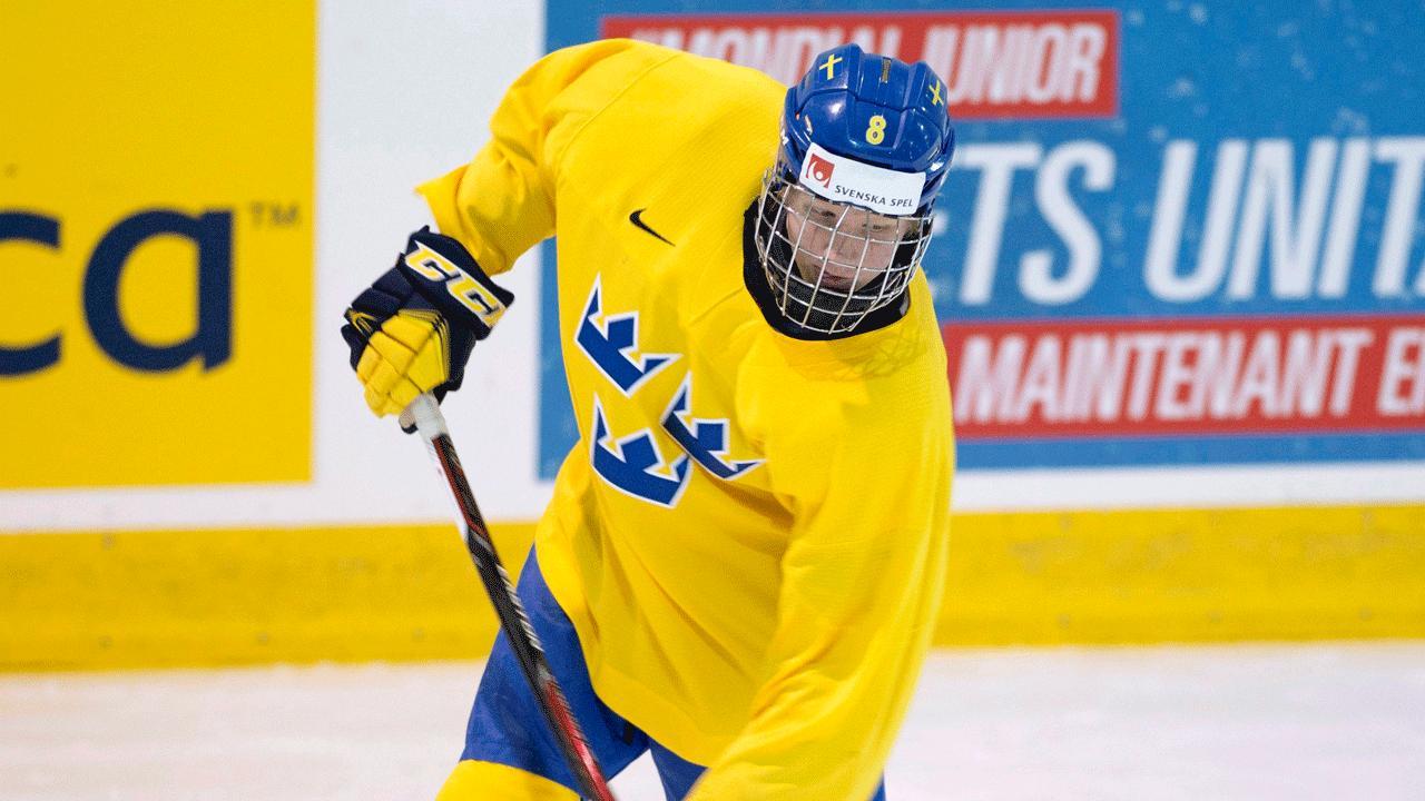 Dahlin Leads Marek's Top NHL Prospects List