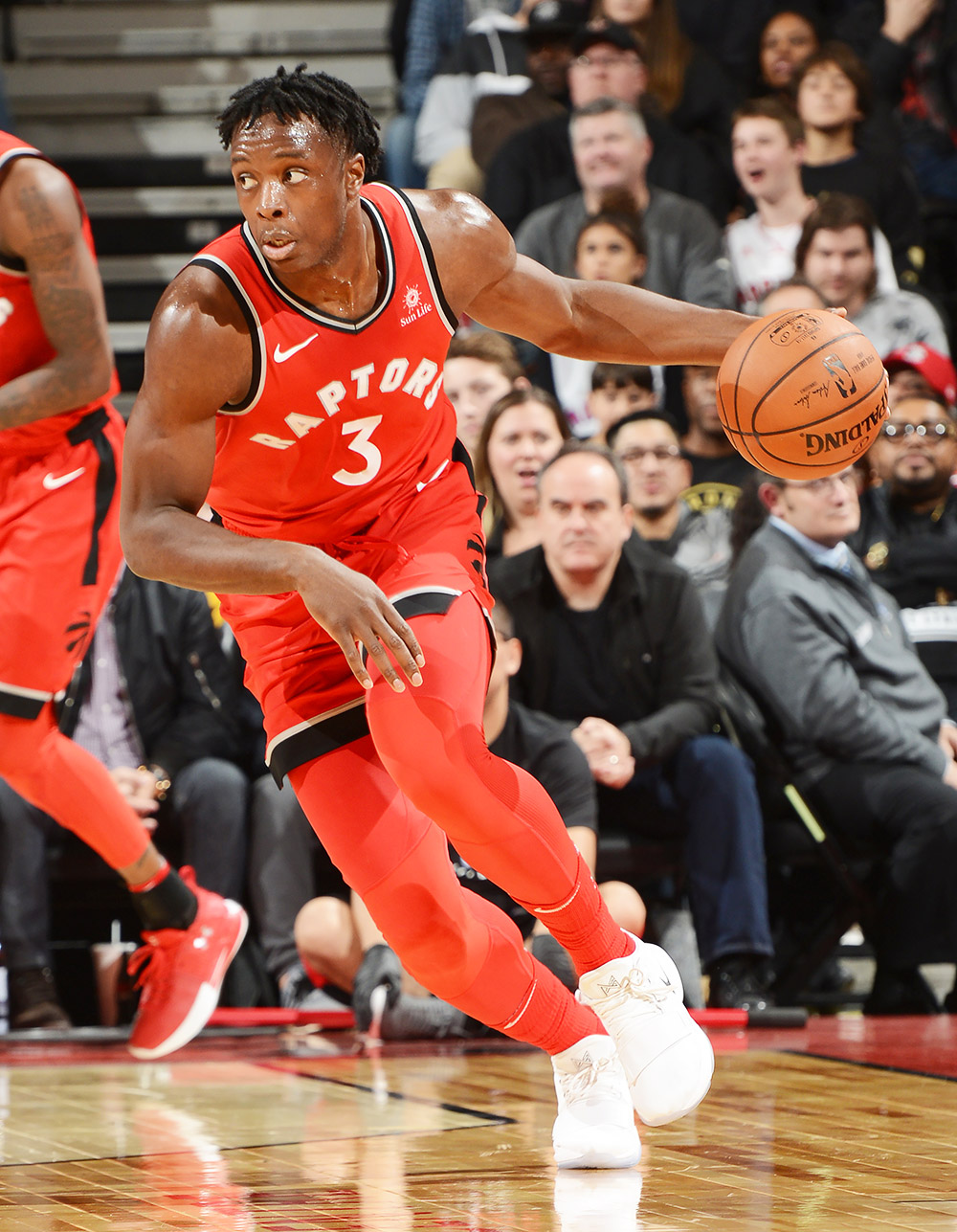 1a26831ea Toronto Raptors rookie OG Anunoby s road to NBA starter