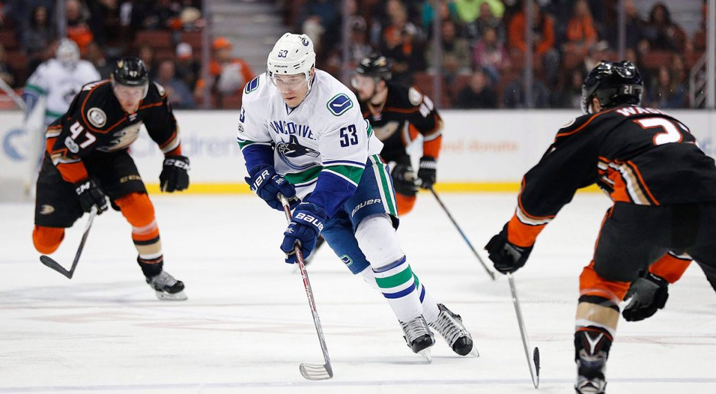 Canucks star Bo Horvat out for six weeks with broken foot