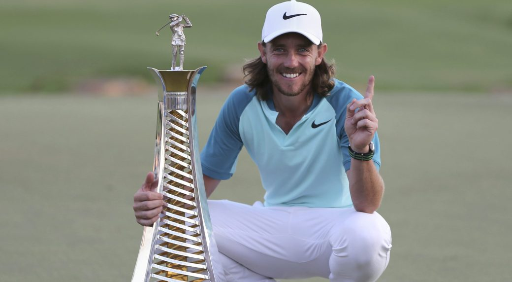 Race to Dubai glory for Fleetwood