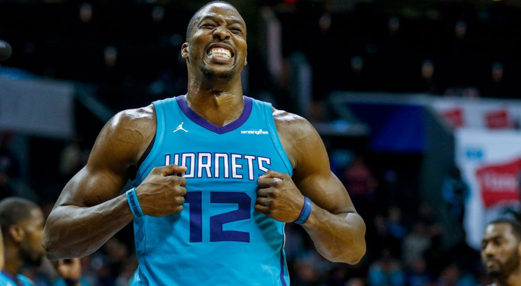 Dwight Howard: Hornets' Howard Suspended After Technical Foul In 30-30