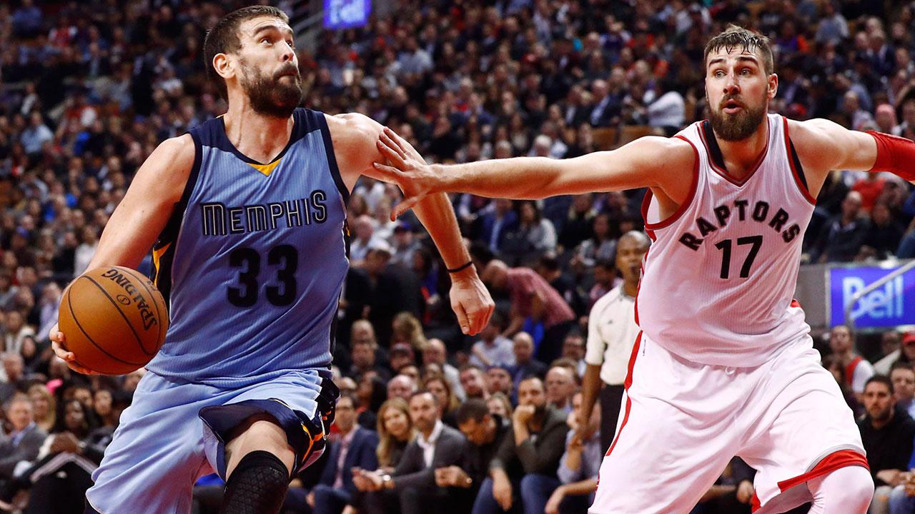 Grizzlies chuyển Marc Gasol tới Toronto kèm lời hứa vinh danh tại thành phố Memphis