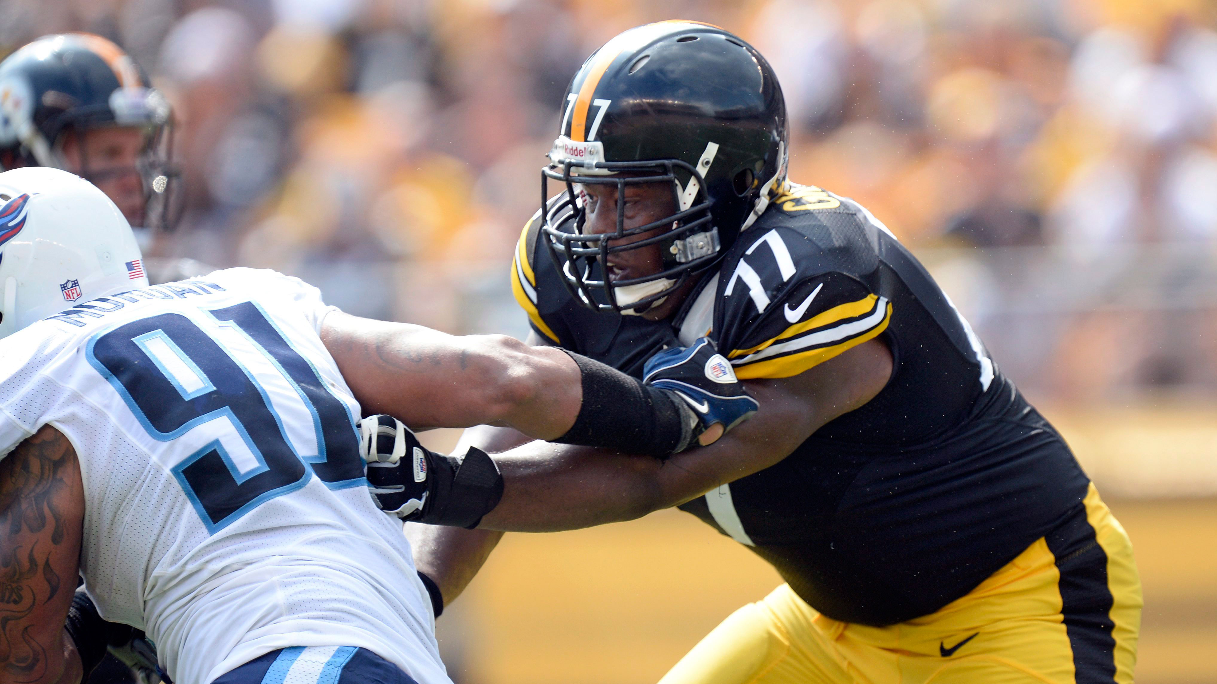 Steelers RT Marcus Gilbert suspended 4 games Sportsnet