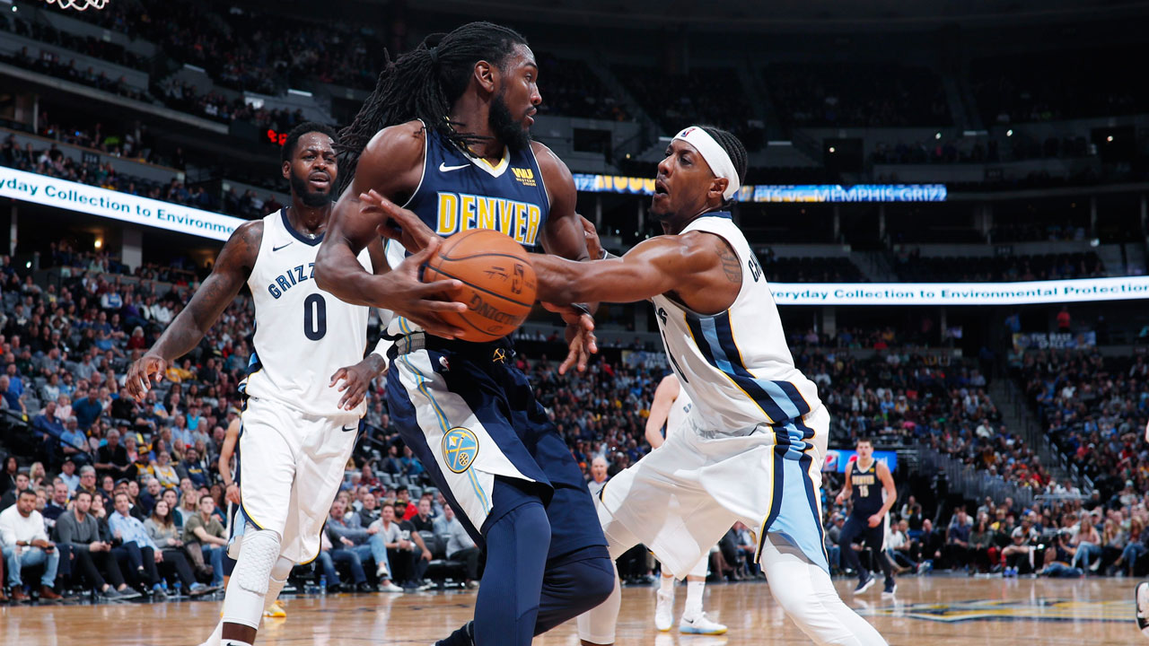 Nuggets-grizzlies