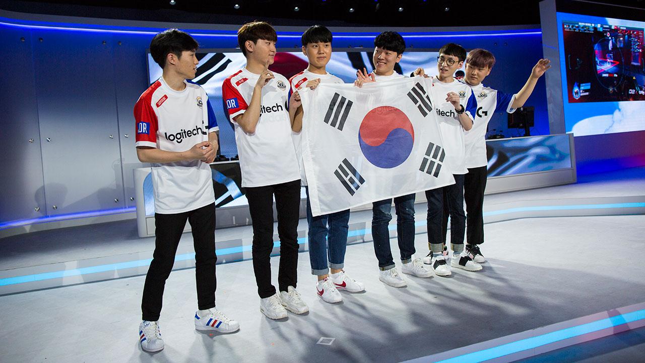 Overwatch World Cup 2021 Korea