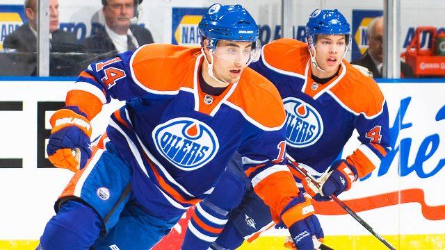 Edmonton-Oilers;-Taylor-Hall;-Jordan-Eberle;-31-Thoughts