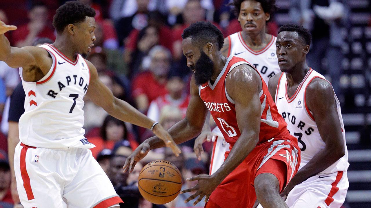 Raptors score franchise-record 45 in second quarter, beat ...