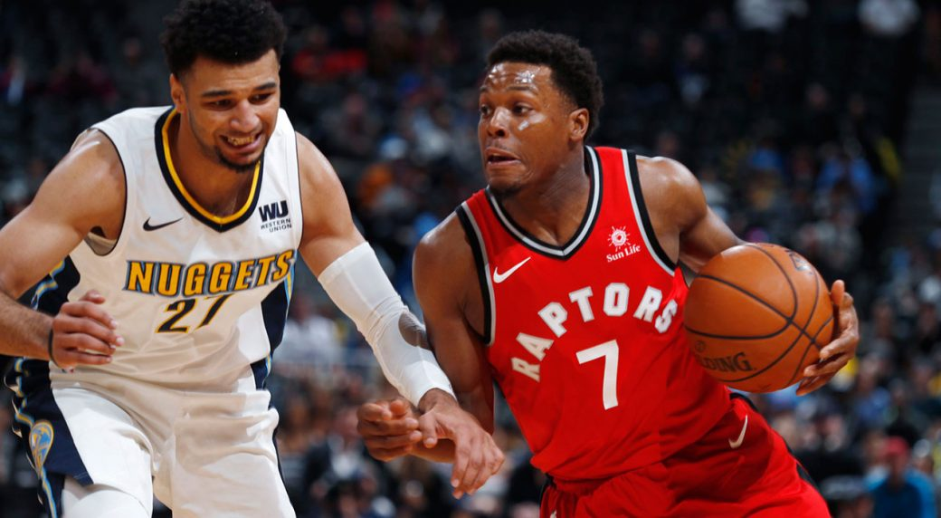 f9ead7b25 Raptors need more from Lowry to bounce back versus Jazz. Toronto Raptors  guard Kyle ...