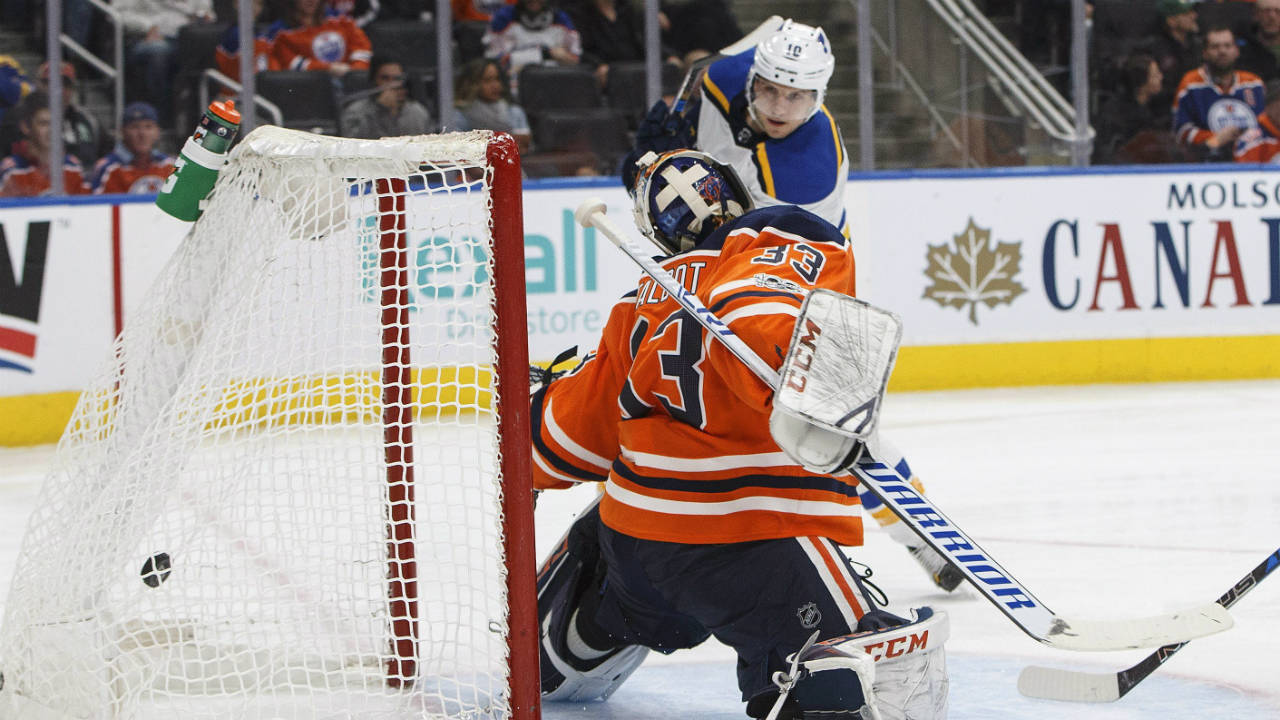 Oilers Fail To Live Up To West's Best In Loss Against Blues