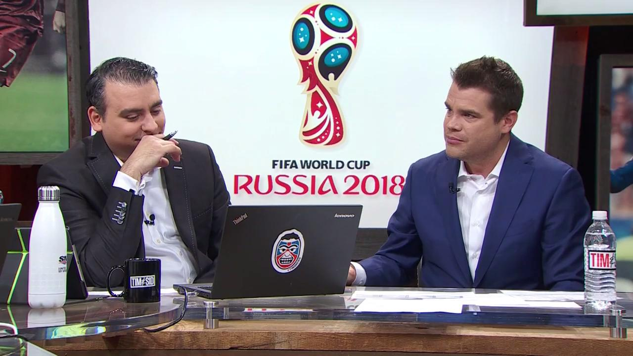 James Sharman breaks down World Cup group by group